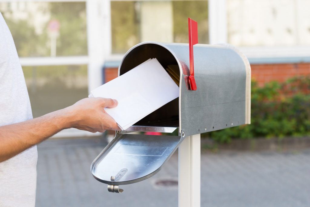 personalize mail