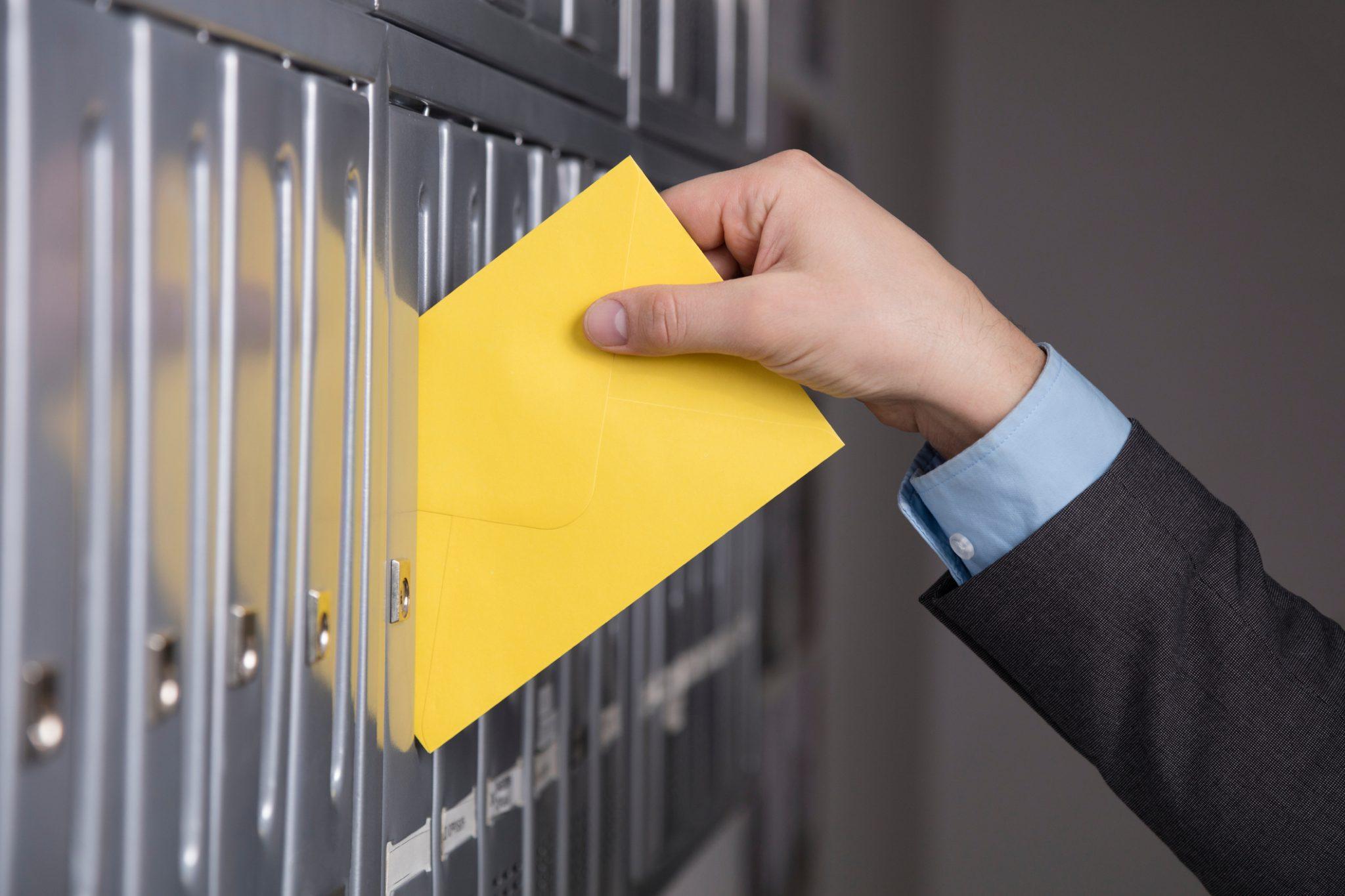 take advantage of direct-mail marketing